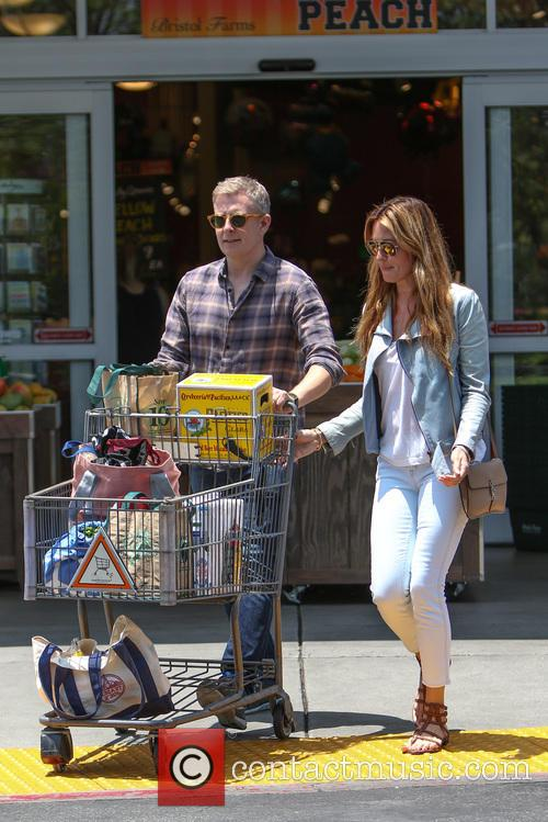 Cat Deeley and Patrick Kielty 6