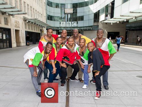 Ladysmith Black Mambazo, Grammy Award-winning South African choral...