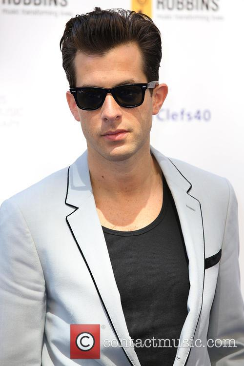 Mark Ronson's 'Uptown Funk' Tops List Of 2015'S Most Streamed Songs