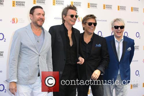 Duran Duran, Simon Le Bon, John Taylor, Roger Taylor and Nick Rhodes 2