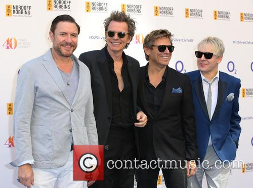 Duran Duran, Simon Le Bon, John Taylor, Roger Taylor and Nick Rhodes 1