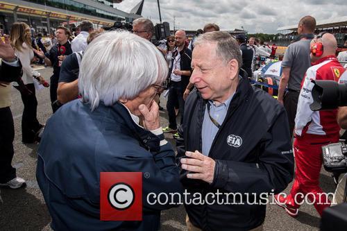 Bernie Ecclestone and Jean Todt 3