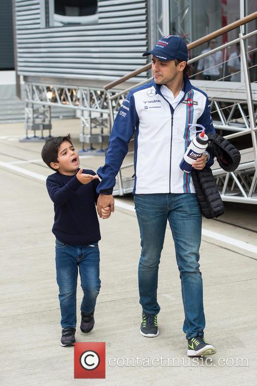 Felipe Massa and Son 2