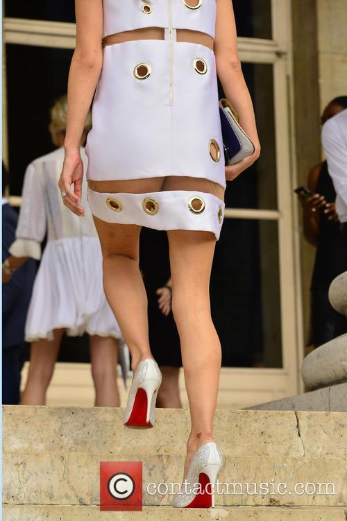 PHCFW Winter 2015/2016 - Versace - Arrivals