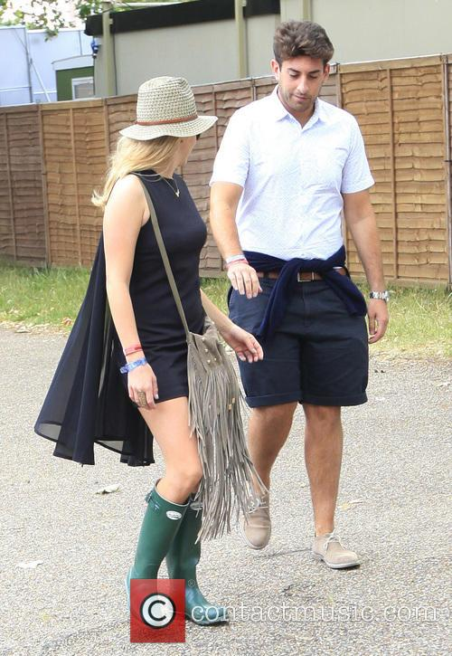 James 'arg' Argent and Lydia Rose Bright 1