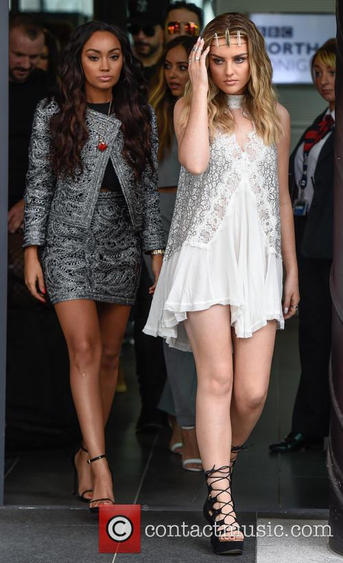 Perrie Edwards and Leigh-anne Pinnock 5