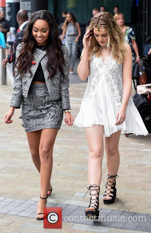 Perrie Edwards and Leigh-anne Pinnock 7
