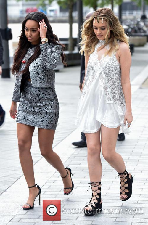 Perrie Edwards and Leigh-anne Pinnock 8