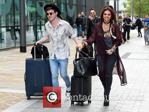 Jesy Nelson and Jake Roche 7