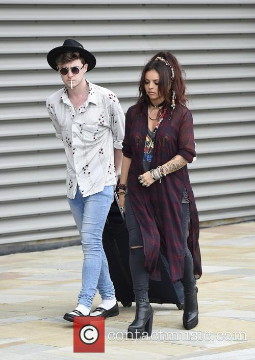 Jake Roche and Jesy Nelson 2