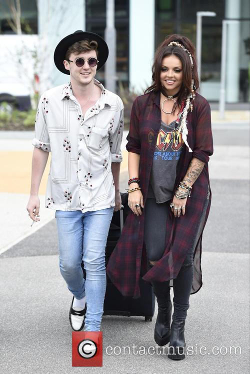 Jake Roche and Jesy Nelson 4
