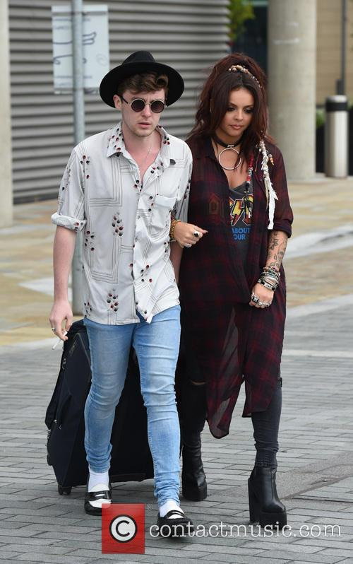 Jake Roche and Jesy Nelson 5