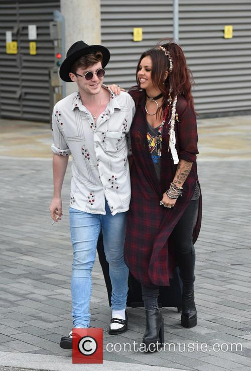 Jake Roche and Jesy Nelson 6
