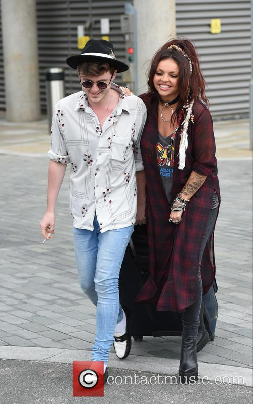 Jake Roche and Jesy Nelson 7