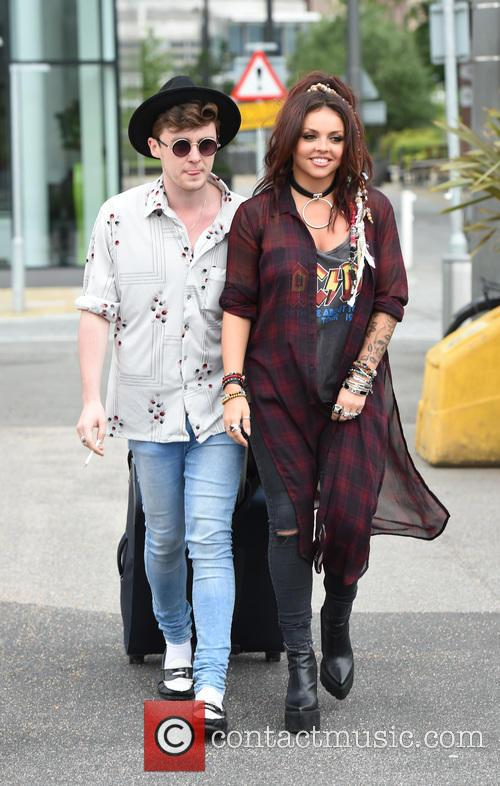 Jake Roche and Jesy Nelson 10