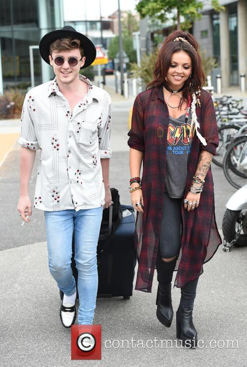 Jake Roche and Jesy Nelson 1