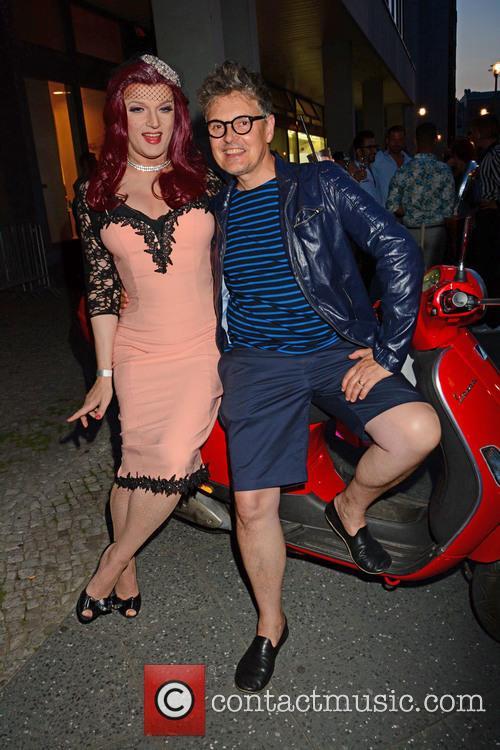 Sheila Wolf and Rolf Schneider 1