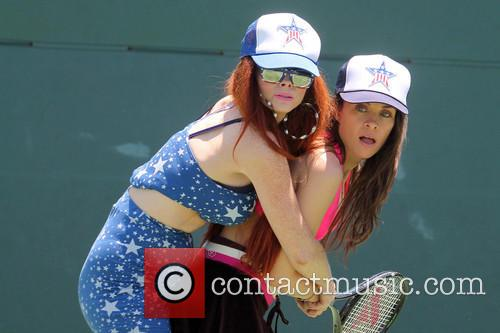 Phoebe Price and Alicia Arden 6