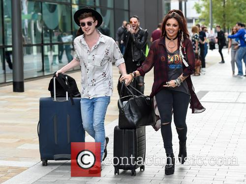 Jesy Nelson and Jake Roche 1