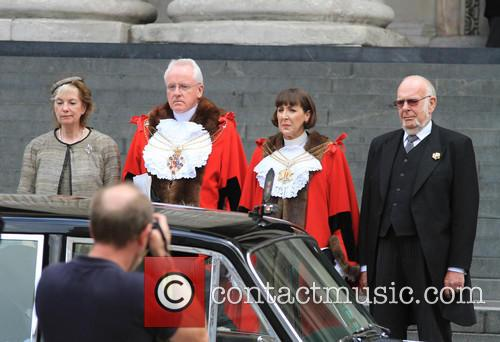 10th Anniversary of the London bombing memorial service