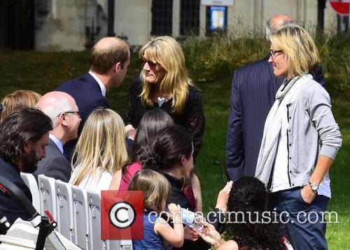 Duke Of Cambridge and Prince William 3