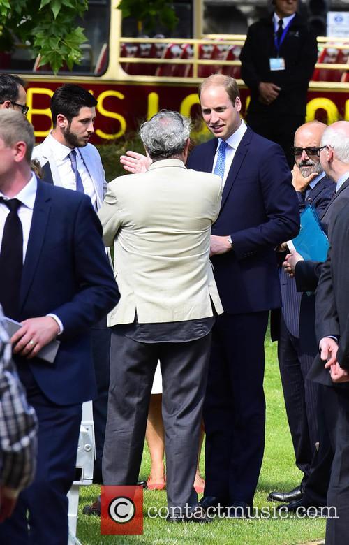 Duke Of Cambridge and Prince William 4