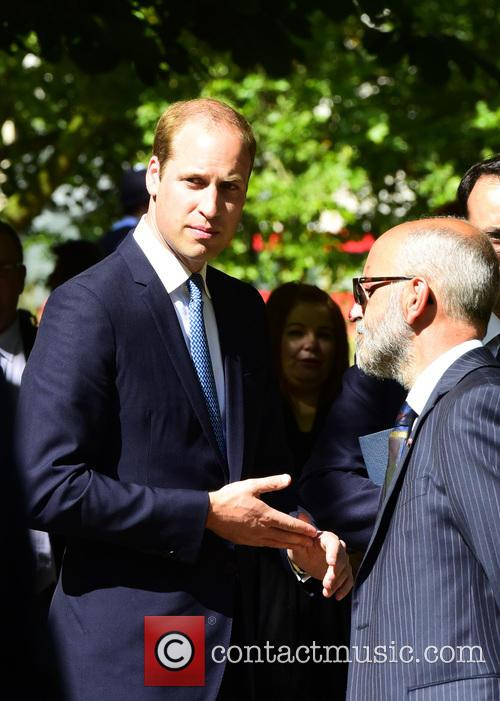 Duke Of Cambridge and Prince William 5