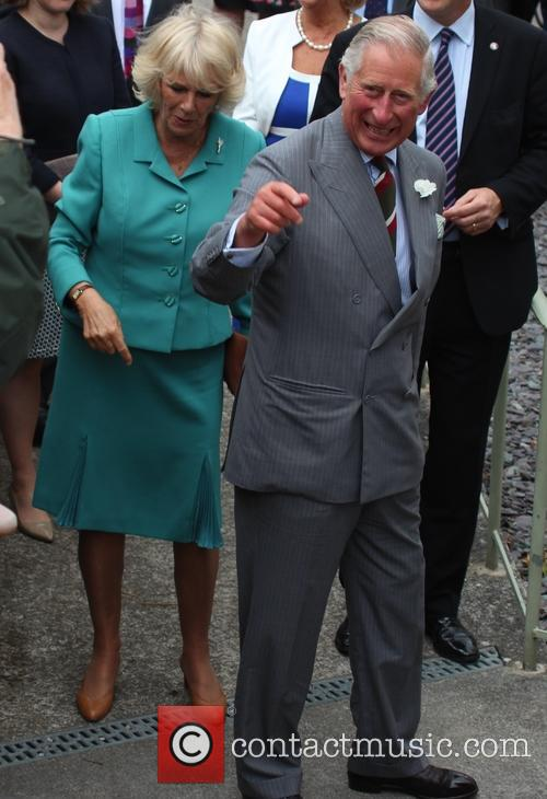 Prince Charles, Camilla and Duchess Of Cornwall 6