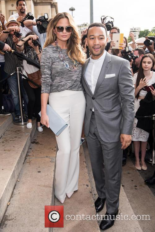 John Legend and Chrissy Teigen 4