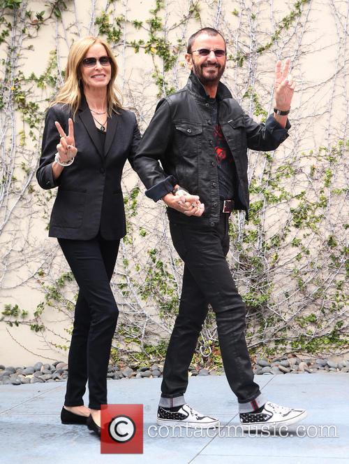 Barbara Bach and Ringo Starr 7