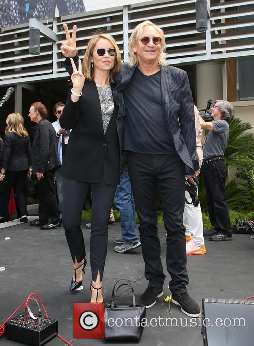 Marjorie Bach and Joe Walsh 3