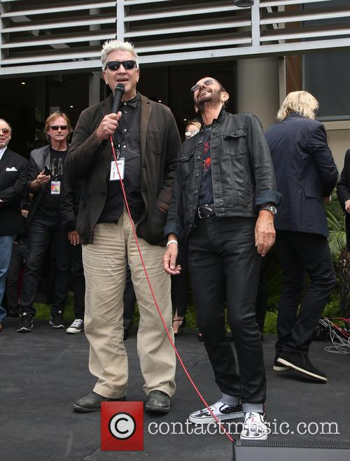 David Lynch and Ringo Starr 3