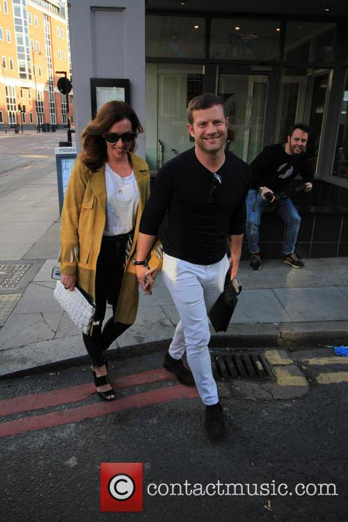 Butterfly and Dermot O 'leary 6