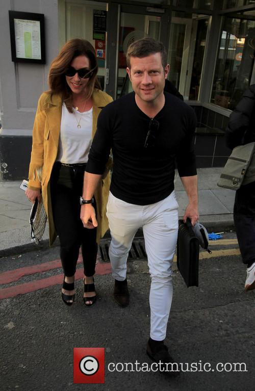 Butterfly and Dermot O 'leary 7
