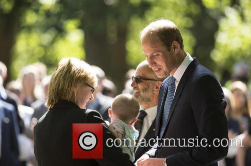 Family Members and Prince William 8