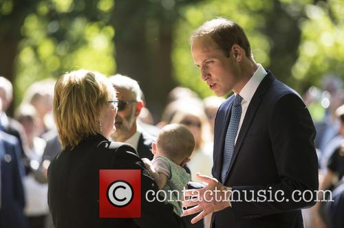 Family Members and Prince William 1