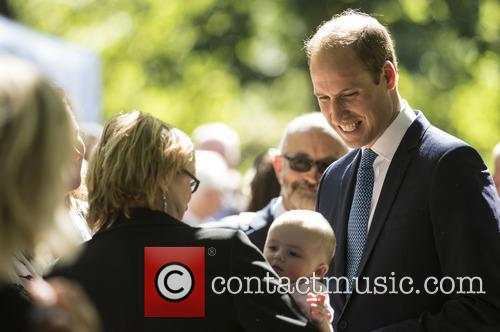 Family Members and Prince William 11