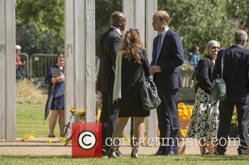 Prince William and Family Members 7