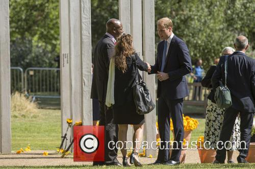 Prince William and Family Members 8
