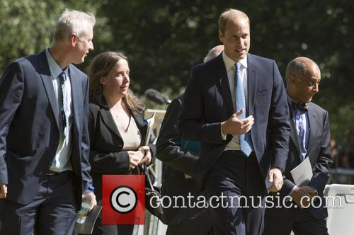 Prince William and Family Members 10