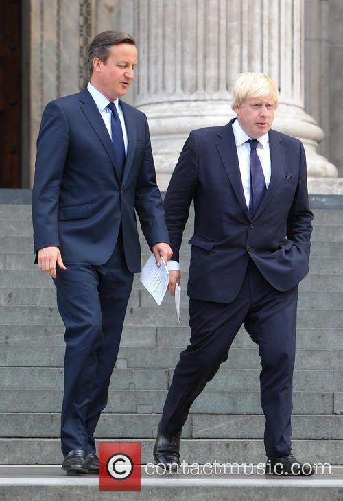 David Cameron and Boris Johnson 4