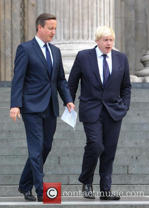 David Cameron and Boris Johnson 5