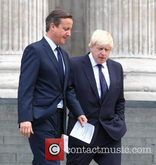 David Cameron and Boris Johnson 6