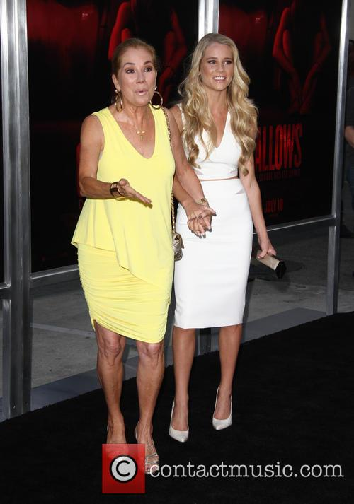 Kathie Lee Gifford and Cassidy Gifford 2