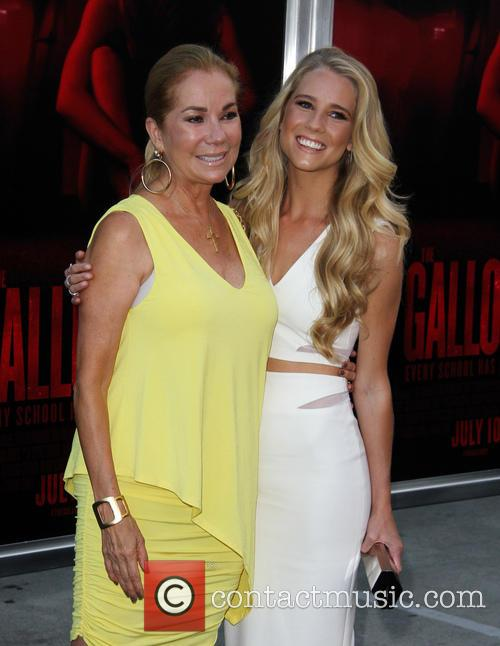 Kathie Lee Gifford and Cassidy Gifford 4