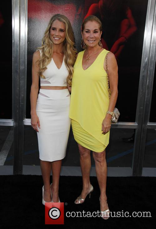 Cassidy Gifford and Kathie Lee Gifford 3