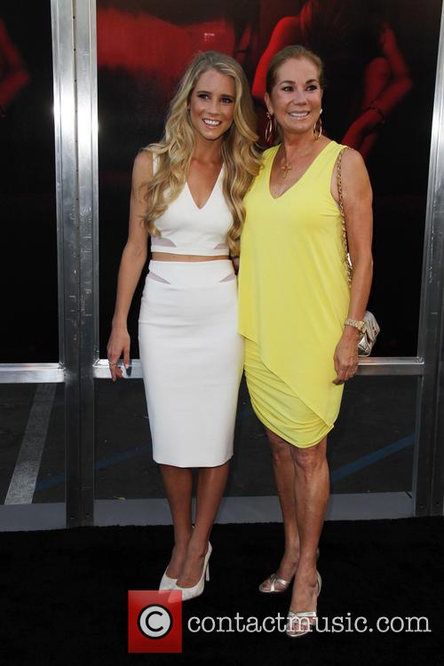 Cassidy Gifford and Kathie Lee Gifford 1