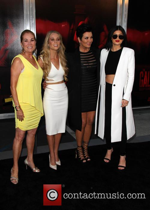 Kathie Lee Gifford, Cassidy Gifford, Kris Jenner and Kylie Jenner 10