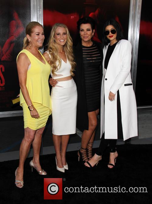 Kathie Lee Gifford, Cassidy Gifford, Kris Jenner and Kylie Jenner 11