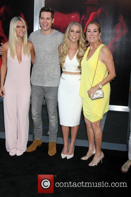 Lauren Scruggs, Jason Kennedy, Cassidy Gifford and Kathie Lee Gifford 6